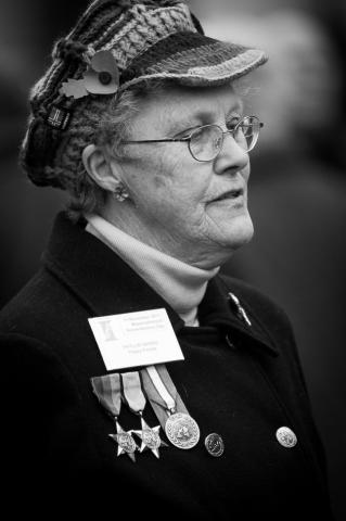 Phyllis Harris - Poppy Parade